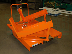 Topper Industrial Transformer Rotate Cart