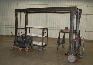 Mother Daughter Cart - Topper Industrial