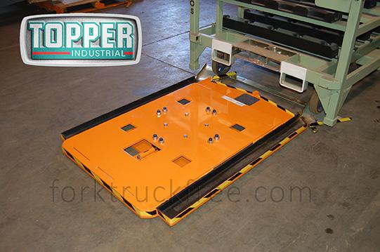 Cart Rotate Platform