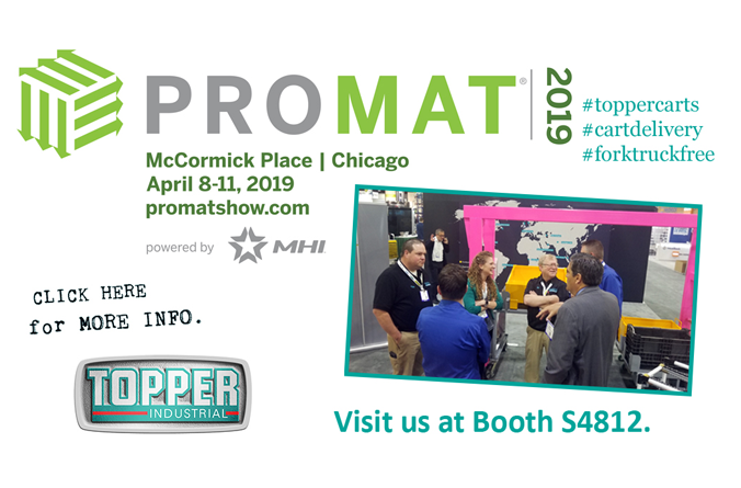 PROMAT 2019 Topper Industrial
